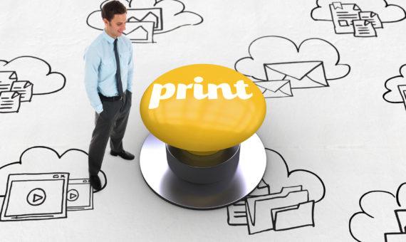 Zijn jouw printers al in de wolken?