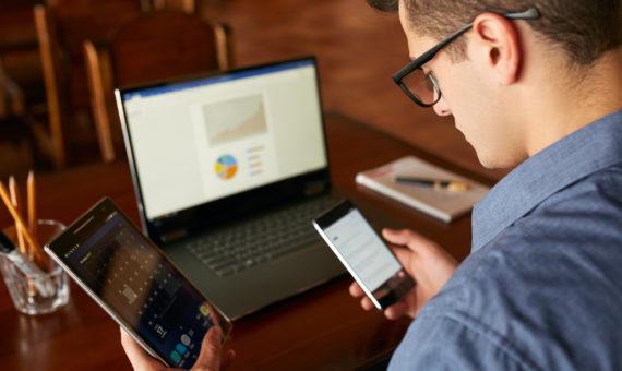 Heb jij zicht op alle apparaten die binnen jouw bedrijf in gebruik zijn?